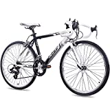 '24pulgadas bicicleta juvenil Rueda Bicicleta KCP Runny aluminio con 14g Shimano Blanco Negro 2016