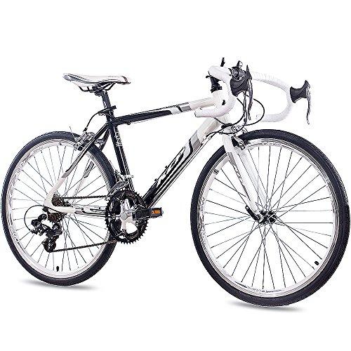 Unbekannt '24pollici la bici bicicletta da corsa bicicletta kcp runny alu con 14g shimano bianco nero 2016