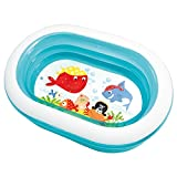Intex 57482NP - Planschbecken Oval Whale (Modell Sortiment)