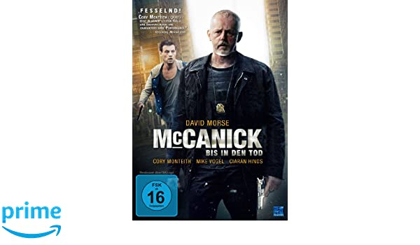 Mccanick Bis In Den Tod Amazonit David Morse Cory Monteith