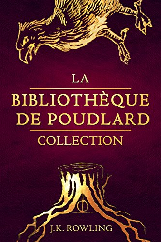 La Bibliothèque de Poudlard Collection par J.K. Rowling
