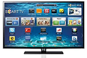 "Samsung UE40ES5500 TV LCD 40"" (101 cm) LED HD TV 1080p 100 Hz 3 HDMI USB Classe: A"