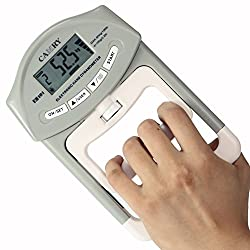 Camry Digital Hand Dynamometer 200 Lbs 90 Kgs Grip Strength Measurement Meter Auto Capturing Hand Grip Power