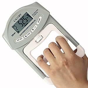 camry digitaler hand kraftmesser dynamometer zum trainieren der h nde 90 kg 200 lb. Black Bedroom Furniture Sets. Home Design Ideas