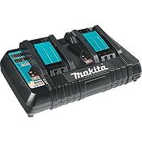 Makita DC18RD 7.2 - 18 V LXT Li-ion Twin Port Rapid Battery Charger