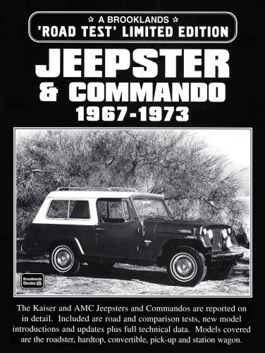 Jeepster and Commando, 1967-73 Road Test (Limited Edition)