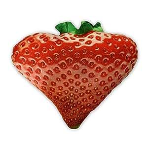 Erdbeer kissen spielzeug for Kissen amazon