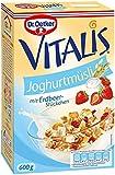 Dr. Oetker Vitalis Joghurtmüsli: Frühstücksmüsli & für Zwischendurch, hervorragend mit Milch, Joghurt oder Obst, 1er Packung, 600g