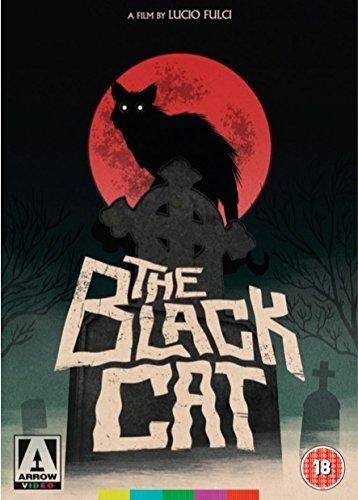The Black Cat DVD [Region 1] by Lucio Fulci -