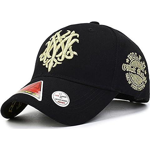 Sombrero/ otoño de hombres de gorra béisbol Coreano/Las mujeres cap/Amantes de la moda que sombreros del deporte/Gorras de visera
