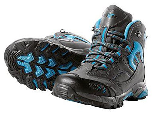 d207b4cd8415d1 Kinder Trekkingschuhe Grau Blau Wanderstiefel Wanderschuhe Trekkingstiefel  Schuhe Größe. 32