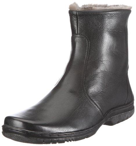 Manz Leeds 145052-13, Bottes homme Noir - V.6