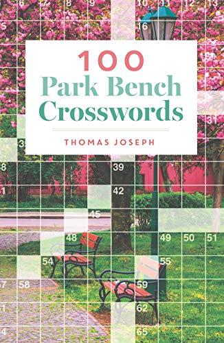100 Park Bench Crosswords