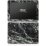 Samsung Galaxy Tab 2 10.1 Autocollant Protection Film Design Sticker Skin Look marbre noir Marbre noir Marbré