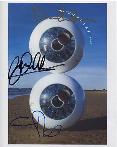 Pink Floyd SIGNED Photo 1st Generation PRINT Ltd 150 +