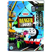 Thomas & Friends: Danger At The Docks