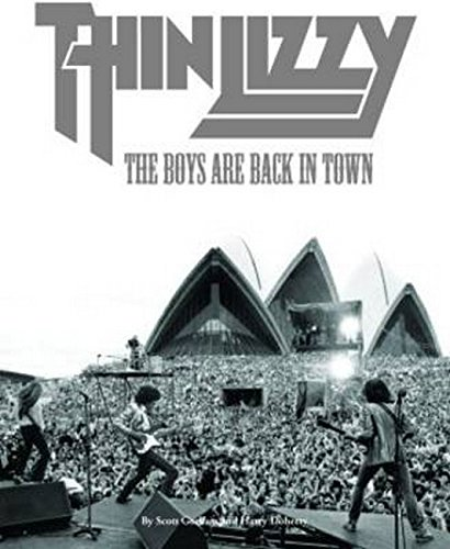 Thin Lizzy: The Boys Are Back In Town por Harry Doherty