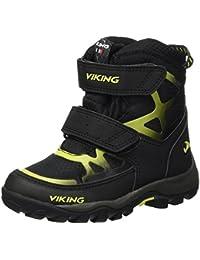Viking Kjetil Velcro 3-84280, Botas Cortas Infantil