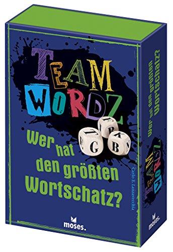 moses.-Team wordz | el Juego de la comunicación abwechslungsreiche