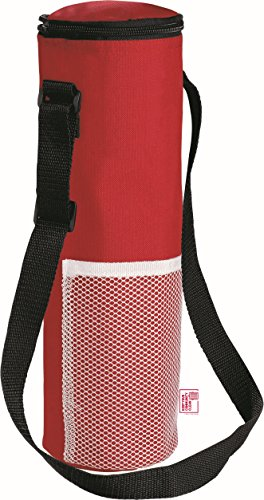 Aislado Bolsa nevera con correa para una botella de 1,5litros de picnic bebidas portador/enfriador de vino de noTrash2003®