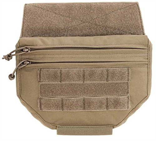 Drop Down Utility Pouch, Coyote -