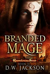 Branded Mage (Reawakening Saga Book 2) (English Edition)