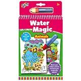Galt Toys Water Magic Animals, Colouring Book for Children