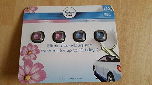 Febreze – Auto-Lufterfrischer, 4Stück