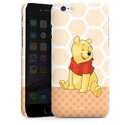 Apple iPhone X Silikon Hülle Case Schutzhülle Disney Winnie Puuh Merchandise Zubehör Premium Case matt