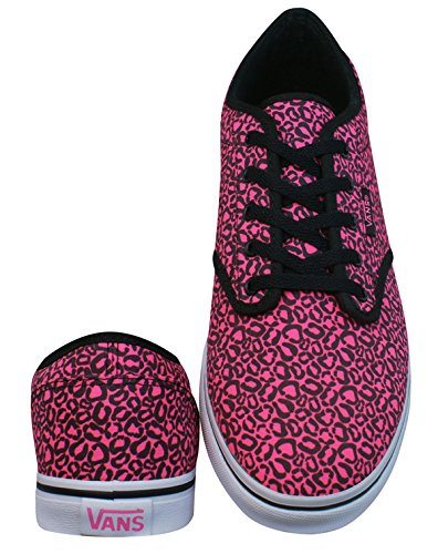 Vans Atwood Low, Damen Skateboardschuhe Rose
