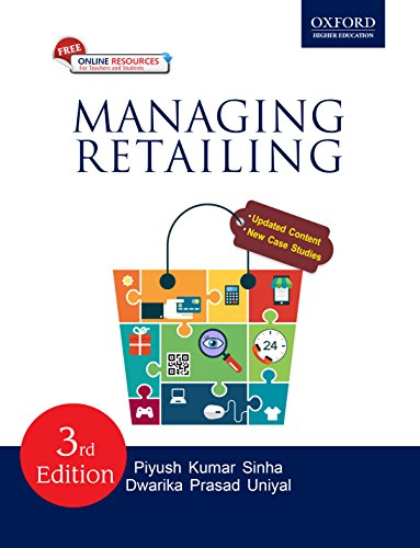Managing Retailing: With Updated Content and New Case Studies
