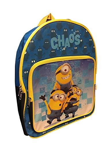 Despicable Me ,  Kinderrucksack mehrfarbig blau / gelb (Gear Ibex Swiss)