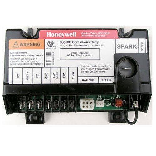 Ersatz für Honeywell Ofen Pilot integrierter Modul Zündung Control Platine s8670d3006 -