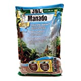 JBL Manado 67021 Naturbodengrund für Süßwasser Aquarien, 1,5 l