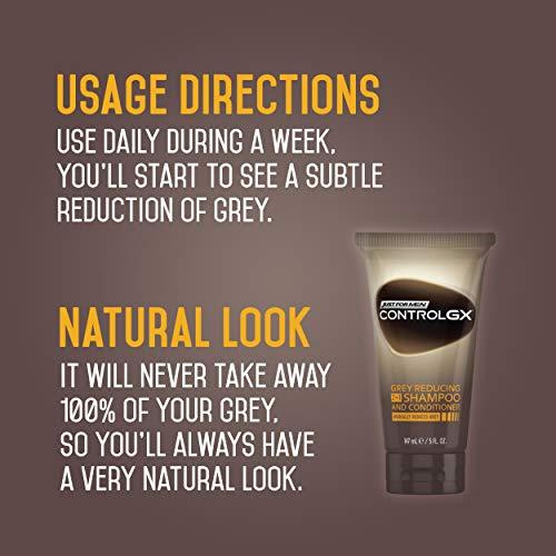 Just for Men Control GX 2-in-1 shampoo e balsamo f18f4cd1d7d2