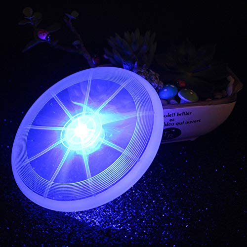 DJLOOKK LED Frisbee Discs – Flying Illuminated Disc Non… | 06413602464271