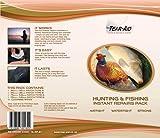 Tear Tape–Wathose/Wathose & Wasserfeste Aid Reparaturset–Typ A & B–Patches