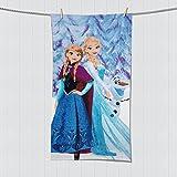 Spaces Disney Frozen 350 GSM Cotton Bath...