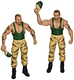WWE Figure 2-Pack, Bushwhacker Butch & Luke by Mattel