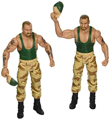 WWE Figure 2-Pack, Bushwhacker Butch & Luke by Mattel