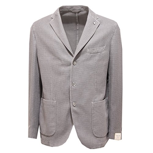 2554O giacca L.B.M. 1911 grigio giacche uomo jackets men [54 R ]