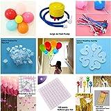 Tyro balloon accessori nastro per palloncini aria pompa arco cartella bastone fisso Balon adulti bambini festa di compleanno di nozze decorazioni Baloon