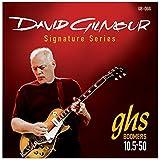 GHS David Gilmour Les Paul GB-DGG Jeu de Cordes pour Guitare électrique