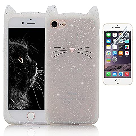 Bonice Coque pour iPhone 6/6S, 3D Etui Housse de Protection