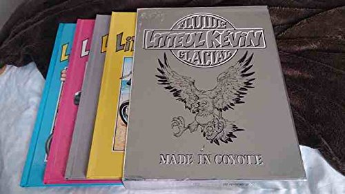 Coffret Litteul Kevin, made in coyotte, 4 volumes (1 à 4)