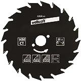 Wolfcraft Kreissäge-Blatt 160  X 25 20Z Hartmetall
