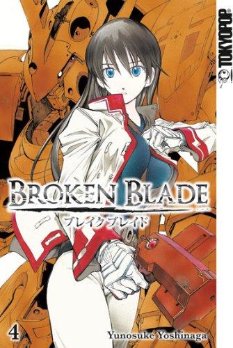 Broken Blade 04: Hallender Nachklang