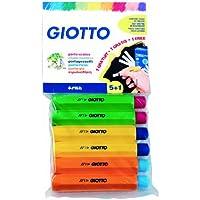 Giotto 6923 00 - Juego de portatizas (6 unidades)