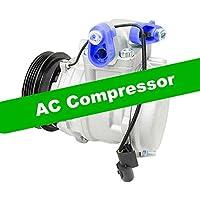 Gowe AC compressore per per per HS11 PV4 AC compressore per auto Hyundai per auto KIA 97701 – 0 x 000 97701 – 07100 97701 – 07110 i550 – 11 | Elevata Sicurezza  | Aspetto Attraente  | Moderno Ed Elegante Nella Moda  cd0117