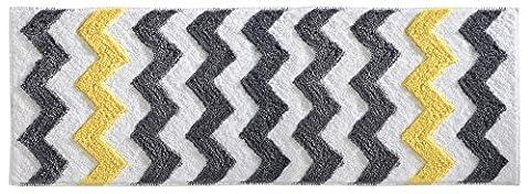 mDesign tapis de bain antidérapant - tapis de bain long